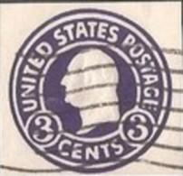 USA  # 3 Cent - United States