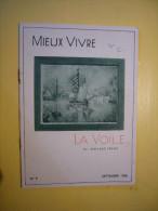 Revue Mieux Vivre N°6 Les Boules Par P. Guillermet 1939 - Livres, BD, Revues