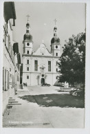 Arlesheim, Domkirche, Auto, Oldtimer. Kleinformat - BL Basel-Land
