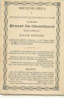 Hannut Merdorp Ernest  De Chentinnes 1893 - Hannuit