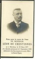 Hannut Merdorp Leon De Chentinnes - Hannuit