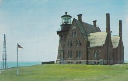 South East Lighthouse , BLOCK ISLAND , Rhode Island , PU-1972