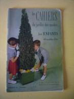 Revue Cahiers Du Jardin Des Modes Les Enfants Modèles D'été Années 50 Photos Pubs N&B - Livres, BD, Revues