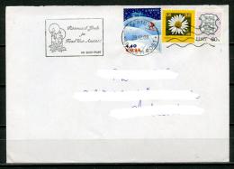 ESTONIA Estland Eesti Good Postal Cover 2006 Tartu - Stamp Christmas - Christmas