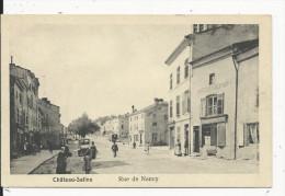 Chateau Salins  Rue De Nancy - Chateau Salins