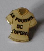 Le Fournil De L' Opéra Vêtements - Pin's