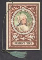 7380-CALENDARIETTO DEL 1950 - BEATRICE CENCI - Calendari