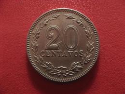 Argentine - 20 Centavos 1920 0966 - Argentina