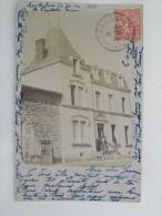 ROANNE  Fabrique De Lainages Fantaisies DECHAVANNE à Roanne ; Cachet Au Dos , Cp Photo 1905 - Roanne