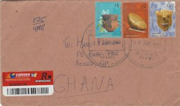 Argentina 2005 Buenos Aires Indian Culture Barcoded Registered Cover - Argentinië