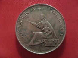 Italie - 500 Lire 1861-1961 Commemorative 1496 - Commémoratives