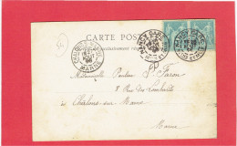NANCY 1898 EGLISE SAINT EPVRE CARTE EN BON ETAT - Nancy