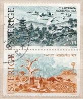 Sweden Used Stamps - Non Classés
