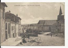 Lorquin    Rue Du Docteur Marchal - Lorquin