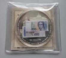 Ten Dollars 2002 Adieu à La Monnaie Allemande - Liberia