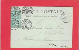 BELFORT 1898 SOUVENIR CARTE EN BON ETAT - Belfort - Ciudad