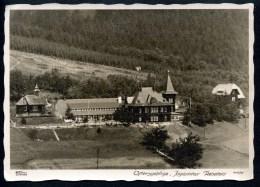 Jagdschloß Rehfeld _ 2, Osterzgebirge, 26.8.1944, Feldpost - Rehefeld