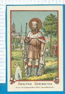 Holycard    St.  Gommarus - Devotion Images