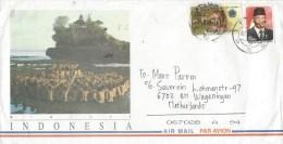 Indonesia 1998 Child Care Health Sukarno Cover - Indonesië