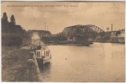Bruxelles-Laeken - Vue Du Nouveau Pont Electrique - Sans Nom D' éditeur - Laeken