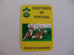 Scouts AEP Portugal Portuguese Pocket Calendar 1992 - Calendari
