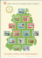 DDR Bloc N°14 Neuf**cote 80 Euros - Blocs