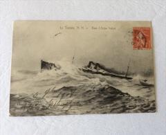 Le Tourane, M.M - Dans L'Océan Indien D'après R. Dumont - Dampfer