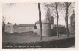 Sombreffe: Vue Extérieure Du Vieux Château - Sombreffe