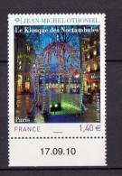 France 2011.Le Kiosque Des Noctambules.jean Michel Othoniel - Unused Stamps