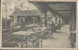 Krefeld, Stadtwaldhaus, Restaurant, Postkarte, Crefeld, Nordhrein-Westfalen - Krefeld
