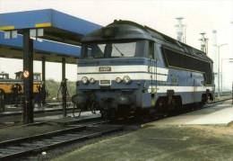 RU 1174 - Loco A1A A1A 68043 Au Dépôt - NANTES BLOTTEREAU - Loire Atlantique 44 - SNCF - Nantes