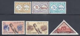 LIBYE - 1961-62 -  N° 198 à 200 - 202 - 203 - 204 à 206 - 209 - 210 - 214 - 215 - XX - X  -TB - - Libië