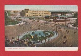 LeCaire  --  Railway-Station - Le Caire