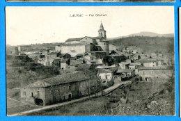 U239, Laurac, Circulée  Sous Enveloppe - Francia