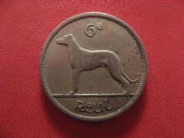 Irlande - 6 Pence 1953 1025 - Ireland