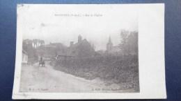 BOURTHES Rue De L'église - Unclassified