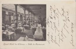 Brussel  Grand Hotel Des Colonies           Nr 3966 - Cafés, Hôtels, Restaurants