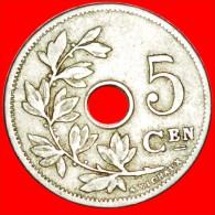 ★DUTCH LEGEND: BELGIUM ★5 CENTIMES 1904! LOW START ★ NO RESERVE! Leopold II (1865-1909) - 1865-1909: Leopold II