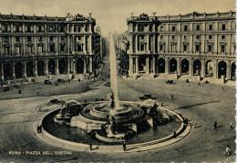 ROMA   PIAZZA  DELL' ESEDRA     (NUOVA) - Piazze