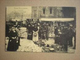 Types Toulousains, L'inquet, Marché Aux Vieilleries, Place St-sernin  (H1) - Toulouse