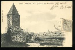 83 Var Frejus 2594 Vue Générale De La Lanterne 1903 Giletta - Frejus