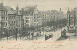 Köln Am Rhein, Hansaring Und Handelshochschule, Postkarte, Cöln, Nordhrein-Westfalen - Koeln