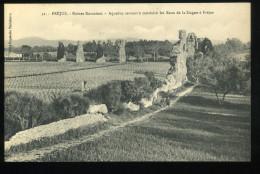 83 Var Frejus 52 Ruines Romaines Aqueducs Servant à Conduire Les Eaux De La Siagne à Frejus Sutter - Frejus