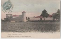 Barsac  Château Menauta  Colorisé TB Au Verso Papier Sur Le Plastique - Francia