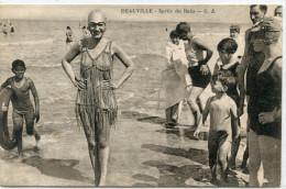 DEAUVILLE(CALVADOS) SUSY SOLIDOR - Deauville