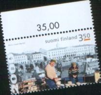 Finlandia - Finland 2000 Fish Market  - Mercato Delle Aringhe Yv 1468  1v Complete Set    ** MNH - Finlandia