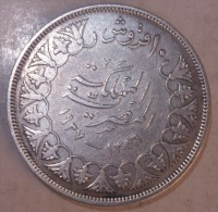 Egypt 10 Piastres 1937 - Egipto