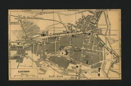 LUCHON , Edition  1949 . - Cartes Géographiques