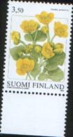 Finlandia - Finland 2000 Spring Flower(Caltha Palustris) Yv 1490  1v Complete Set    ** MNH - Finlande