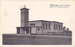 Vivegnis - Quartier Du Wérihet - Eglise De La Vierge Des Pauvres + Marcophilie (à Voir...) - Oupeye